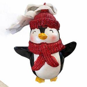 Pottery Barn Kids Penguin Ornament